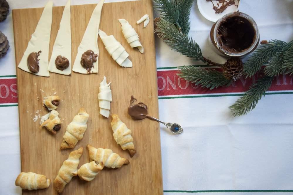 Nutella Mini Brioches