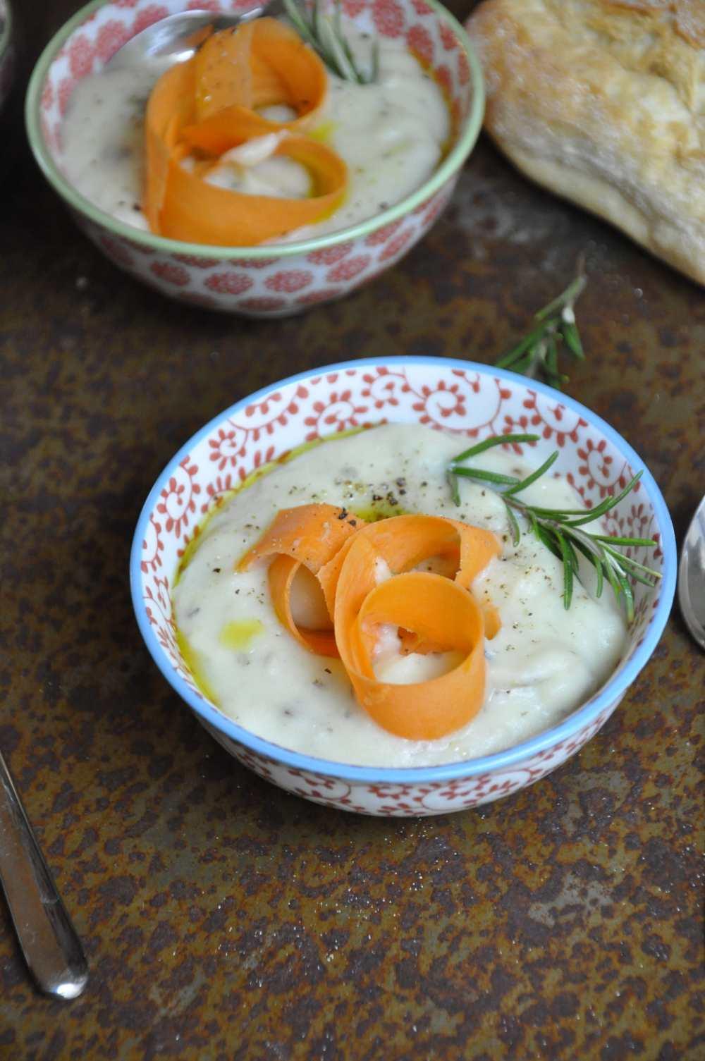 Tompinambur Soup