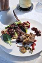 POMEGRANATE GLAZED LAMB